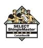 select shingle roofer logo